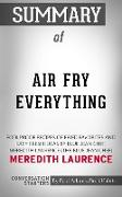 Cover-Bild zu Adams, Paul: Summary of Air Fry Everything (eBook)