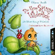 Cover-Bild zu Amft, Diana: Die kleine Spinne Widerlich - 2 Geschichten (Audio Download)