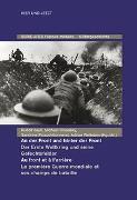 Cover-Bild zu Jaun, Rudolf (Hrsg.): An der Front und hinter der Front / Au front et à l'arrière