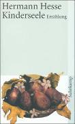 Cover-Bild zu Hesse, Hermann: Kinderseele