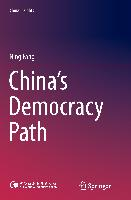 Cover-Bild zu Fang, Ning: China's Democracy Path