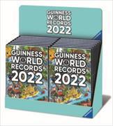 """Cover-Bild zu Verkaufs-Kassette """"Guinness World Records 2022"""""""