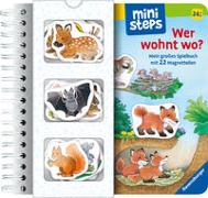Cover-Bild zu Eberhard, Irmgard: Wer wohnt wo?
