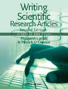 Cover-Bild zu Cargill, Margaret: Writing Scientific Research Articles