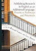 Cover-Bild zu Burgess, Sally (Hrsg.): Publishing Research in English as an Additional Language