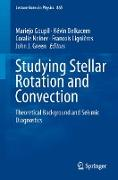 Cover-Bild zu Goupil, Mariejo (Hrsg.): Studying Stellar Rotation and Convection (eBook)