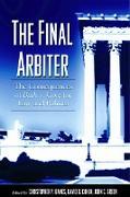 Cover-Bild zu Banks, Christopher P. (Hrsg.): Final Arbiter, The (eBook)