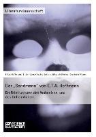 "Cover-Bild zu Hoffmann, E. T. A.: Der ""Sandmann"" von E.T.A. Hoffmann. Erzählstrukturen des Wahnsinns und des Unheimlichen"