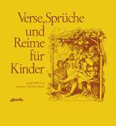 Cover-Bild zu Stöcklin-Meier, Susanne: Verse, Sprüche und Reime für Kinder