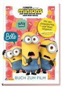 Cover-Bild zu Minions - Auf der Suche nach dem Mini-Boss: Buch zum Film