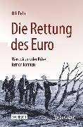Cover-Bild zu Rehn, Olli: Die Rettung des Euro (eBook)