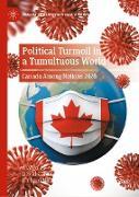 Cover-Bild zu Carment, David (Hrsg.): Political Turmoil in a Tumultuous World (eBook)