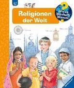 Cover-Bild zu Religionen der Welt von Weinhold, Angela
