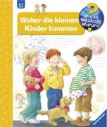 Cover-Bild zu Woher die kleinen Kinder kommen von Rübel, Doris
