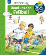 Cover-Bild zu Rund um den Fußball von Nieländer, Peter
