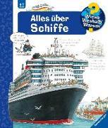 Cover-Bild zu Alles über Schiffe von Gernhäuser, Susanne