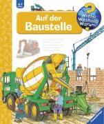 Cover-Bild zu Auf der Baustelle von Mennen, Patricia