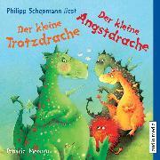 Cover-Bild zu Der kleine Trotzdrache/Der kleine Angstdrache (Audio Download) von Mennen, Patricia
