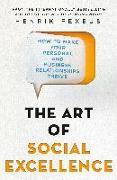 Cover-Bild zu Fexeus, Henrik: The Art of Social Excellence