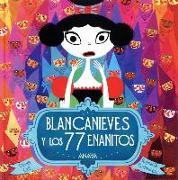 Cover-Bild zu Cali, Davide: Blancanieves y los 77 enanitos