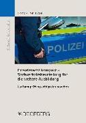 Cover-Bild zu Lerm, Patrick: Einsatzrecht kompakt - Sachverhaltsbeurteilung für die weitere Ausbildung