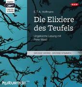 Cover-Bild zu Hoffmann, E. T. A.: Die Elixiere des Teufels