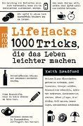 Cover-Bild zu Bradford, Keith: Life Hacks