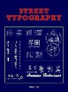 Cover-Bild zu Street Typography von Ginko Press (Hrsg.)