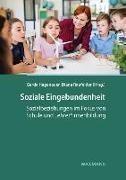 Cover-Bild zu Hagenauer, Gerda (Hrsg.): Soziale Eingebundenheit