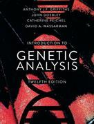 Cover-Bild zu Griffiths, Anthony J.F.: Introduction to Genetic Analysis plus SaplingPlus Pack