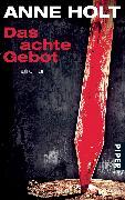 Cover-Bild zu Holt, Anne: Das achte Gebot