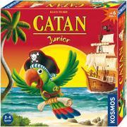 Cover-Bild zu Teuber, Klaus: Catan Junior
