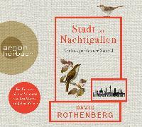 Cover-Bild zu Stadt der Nachtigallen von Rothenberg, David