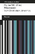Cover-Bild zu Mühlfried, Florian: Misstrauen (eBook)