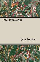 Cover-Bild zu Romains, Jules: Men of Good Will