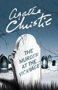 Cover-Bild zu Christie, Agatha: The Murder at the Vicarage