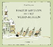 Cover-Bild zu Ungerer, Tomi: Familie Mellops feiert Weihnachten