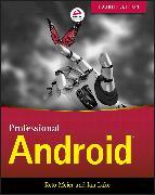 Cover-Bild zu Meier, Reto: Professional Android (eBook)
