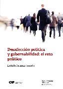 Cover-Bild zu Paramio, Ludolfo: Desafección política y gobernabilidad: el reto político (eBook)