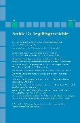 Cover-Bild zu Erler, Michael (Hrsg.): Archiv für Begriffsgeschichte. Band 59: Metaphorologien der Exploration und Dynamik (1800/1900) (eBook)