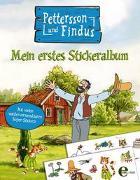 Cover-Bild zu Nordqvist, Sven: Pettersson und Findus: Mein erstes Stickeralbum
