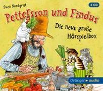 Cover-Bild zu Nordqvist, Sven: Pettersson und Findus. Die neue große Hörspielbox