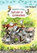 Cover-Bild zu Nordqvist, Sven: Pettersson und Findus. Aufruhr im Gemüsebeet