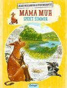 Cover-Bild zu Wieslander, Jujja: Mama Muh spielt Sommer