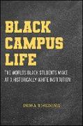 Cover-Bild zu Tichavakunda, Antar A.: Black Campus Life (eBook)