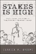 Cover-Bild zu Brooms, Derrick R.: Stakes Is High (eBook)