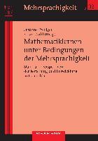 Cover-Bild zu Prediger, Susanne: Mathematiklernen unter Bedingungen der Mehrsprachigkeit