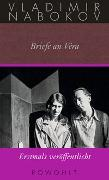 Cover-Bild zu Nabokov, Vladimir: Briefe an Véra