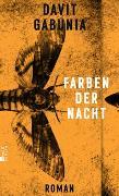 Cover-Bild zu Gabunia, Davit: Farben der Nacht