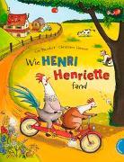 Cover-Bild zu Henri und Henriette: Wie Henri Henriette fand von Neudert, Cee